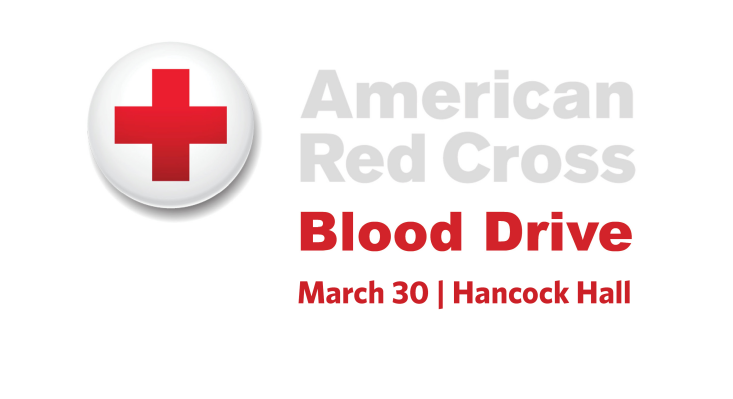 Blood Drive | March 30