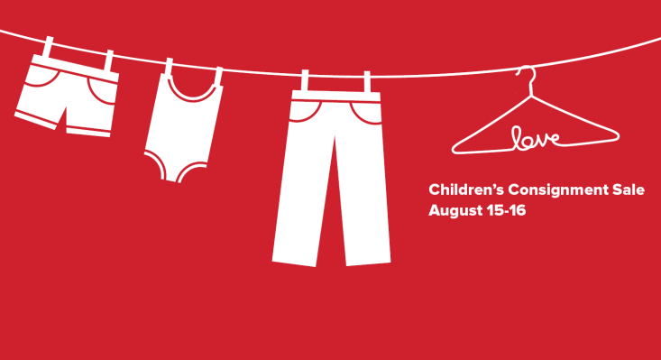 Children's Consignment Sale | August 15-16