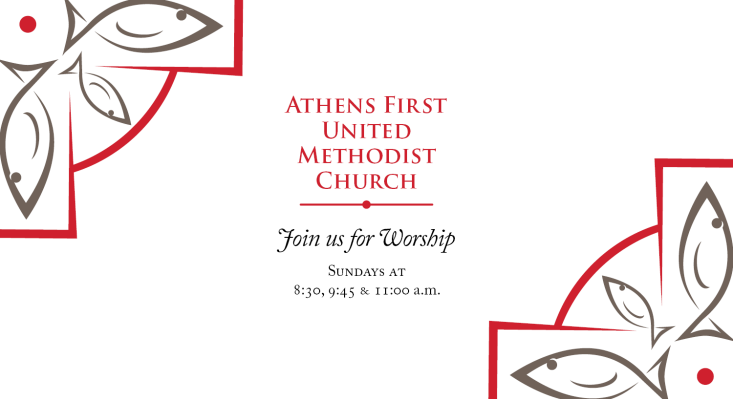 Join us for worship.
